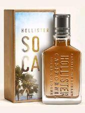 SOCAL by Hollister 2.5 fl. Oz./ 75ml  Eau De Cologne SPRAY Men NEW IN BOX SEALED