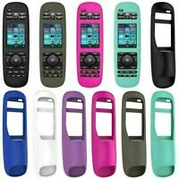 Harmony Touch/Ultimate One/Home Remote Control Silicone Case Cover For Logitech