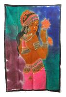 Batik Donna Hindu Erotico 115x 74cm Parete 27