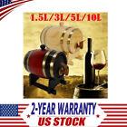 1.5L/3L/5L/10L Wood Pine Timber Wine Barrel For Beer Whiskey Rum Port Wooden Keg