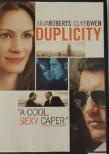 Duplicity (DVD, 2009)