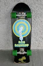 Rob Roskopp Santa Cruz Pro Series Skateboard. Independent Trucks Abec 11