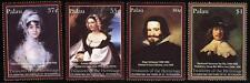 PALAU 2003 RUSSIA / HERMITAGE PAINTINGS set  SC#752-55 MNH FACE VALUE US $2.72