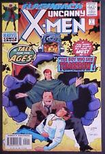 Uncanny X-Men -1! Flashback! 1997 Marvel Comics