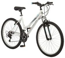 🔥ROADMASTER 26 inch Granite Peak Mountain Bike Women - White ✅ FREE SHIP ✅