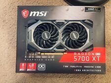 MSI Radeon RX 5700 XT MECH OC 8GB GDDR6 Graphics Card 5700xt