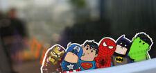 Vw Heroes Sticker Volkswagen Decal Batman Spider Man Superman Hulk Iron Man Auto Fits Quantum
