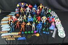 DC Direct Infinite Crisis Earths Green Lantern Lot 28 NM w/Stands & Accessories!