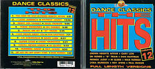 Dance Classics, The Hits Vol. 12  CD BRAND NEW from MusicaMonette in Canada