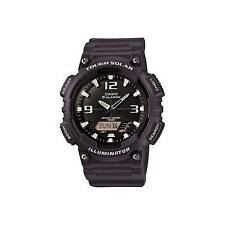 Casio Men's AQ-S810W-2A2VCF Tough Solar Analog-Digital Display Watch