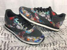 Reebok City Classic Los Shoes Sneakers Size 8 Men's Graffiti