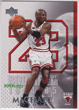 2005-06 UPPER DECK EXCLUSIVE: MICHAEL JORDAN #MJ2 NBA 10 TIMES SCORING CHAMPION