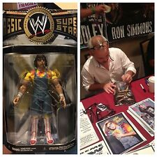 AUTOGRAPHED SPIKE DUDLEY CLASSIC FIGURE