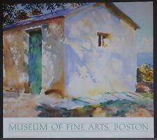 John Singer Sargent, Corfu: Lights and Shadows. Museum of Fine Arts, Boston.