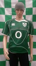 Ireland (2004 Grand Slam Winning Year) CNZ Rugby Union Jersey (Adult Small)