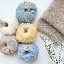 Luxurious Mix of Merino Wool and Brushed Alpaca- Drops MELODY-153 yards 1.8oz