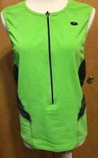 sugoi womens cycling Top Size XL