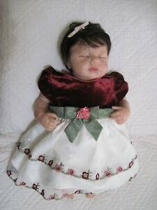 REBORN DOLL, girl baby with clothes
