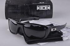 Sunglass Crankshaft!!Polarized Bright Black Grey Iridium Lens*