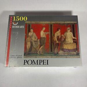 Ricordi Arte Puzzel 1500 Pieces Pompei 15360