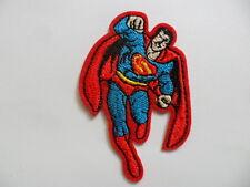 Aufnäher Aufbügler Superman Held Hero Comic ca. 7,5 x 5 cm