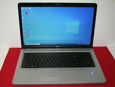 HP G72, Intel i7-640M, 2.8-3.4GHz., SSD 256GB, 8GB DDR3, Windows 10 Pro, LED-17
