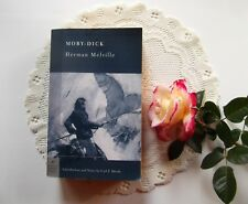 Moby Dick by Herman Melville book
