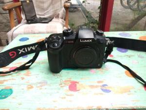 Panasonic Lumix DC-GH5 20.3 Mpx Fotocamera Mirrorless - Black (Body only)