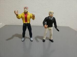 Lucha libre AAA, CMLL civil arena figures (octagon & rey mysterio jr) figures