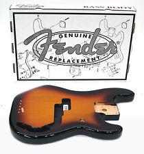 Fender Standard Precision Bass Alder Body - Brown Sunburst 099-8010-732 5 lbs