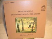 Brahms Symphony No. 1 - Boston Symphony Orchestra LSC - 2711 Stereo