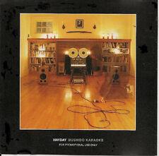 MAYDAY - BUSHIDO KARAOKE - CD, 2005 - PROMO