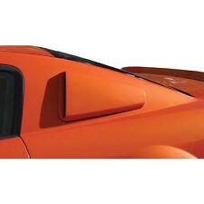 05-09 Mustang V6 GT CS GT500 Street Scene Urethane 1/4 Window Scoops 950-70738
