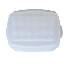 White Flash Diffuser cover for Nikon flash speedlite SB900 SB-900