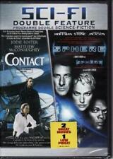 Contact/Sphere (DVD, 2007) - New