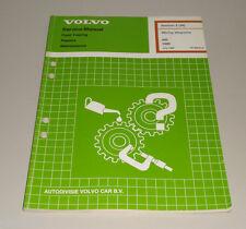 Wiring Diagrams / Schaltpläne Volvo 440 Stand 1989