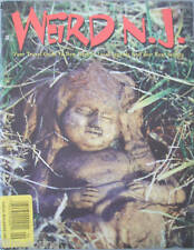 WEIRD NEW JERSEY NJ ISSUE # 16 PRIORITY SHIPPING RARE