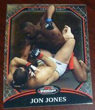 Jon Bones Jones 2011 Topps Finest UFC Card #83 159 152 145 140 135 128 100 94 87