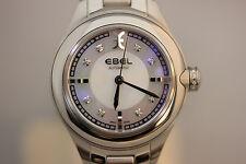 Ebel Onde 30mm Damenuhr Automatik Diamanten NEU & OVP 1216155 UVP 3500€