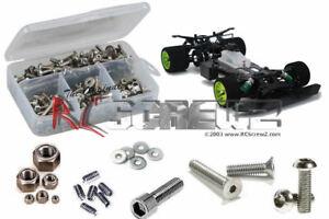 RCScrewZ Serpent Vector '99 Spec 1/8th Stainless Steel Screw Kit - ser007