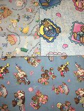 COTTON SCRAP BAGS- Children's Fabric 7