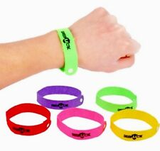 Natural Mosquito Control Repellent Wristbands/Bracelets No Deet - SAFE FOR KIDS!