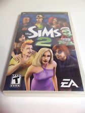 Empty Box Only! Psp Sims 2 Game Box