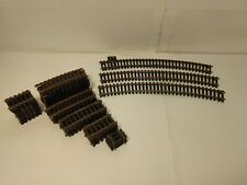 Vintage Mixed Lot Of 43 Short To Medium Train Track Pieces For Ho Scale tr900