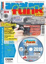 Amateurfunk - Software für den Funkamateur 2019 mit DVD