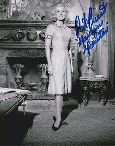"""SALE!  Pat Priest signed 10"""" x 8"""" photograph - The Munsters - Q039"""