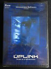 Enlace ascendente PC CD-ROM Juego, Nuevo Y Sellado, GRATIS UK FRANQUEO