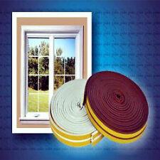 12 meter p type gap size 2.5-4mm self adhesive door window seal fitting