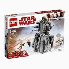 "LEGO 75177 STAR WARS ""FIRST ORDER HEAVY SCOUT WALKER""  Brand New"