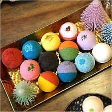 12 pack Bath Bomb Lot Fizzy Fizzies Luxurious Great Gift Individual Wrapped USA